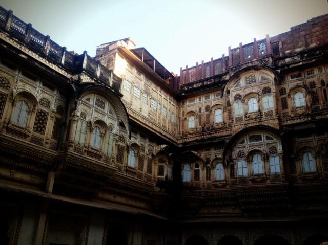 Форт Мехрангарх. Джодхпур 14