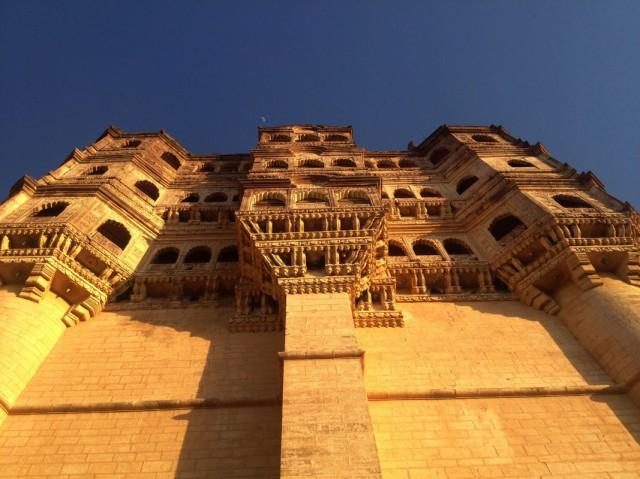 Форт Мехрангарх. Джодхпур 18