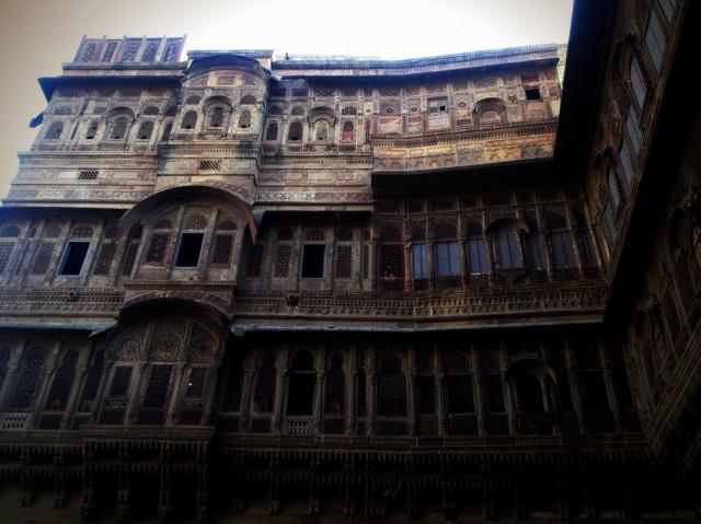 Форт Мехрангарх. Джодхпур 05