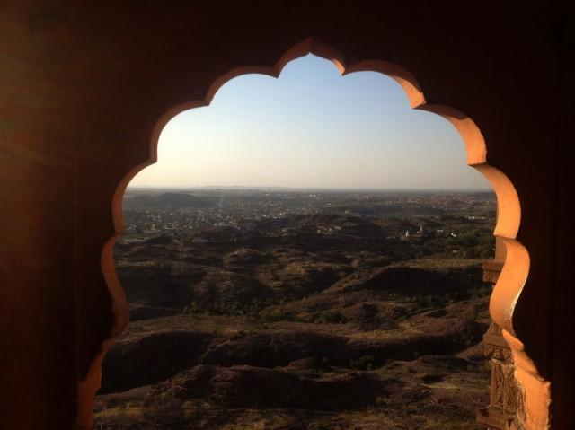Форт Мехрангарх. Джодхпур 08
