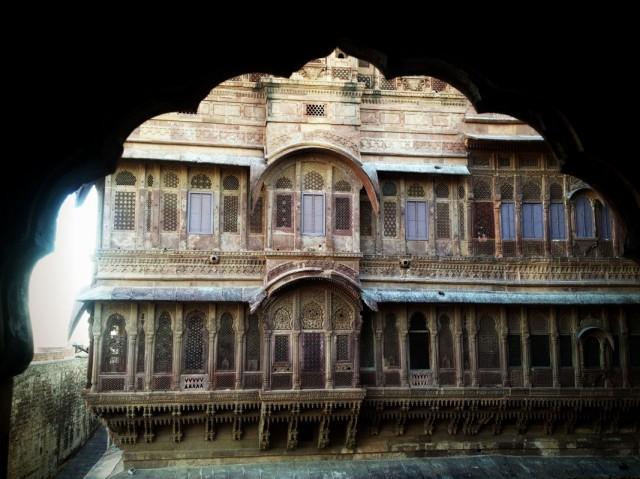 Форт Мехрангарх. Джодхпур 09