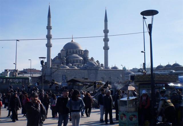 Йени Джами (Новая мечеть)