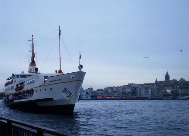 Морской автобус