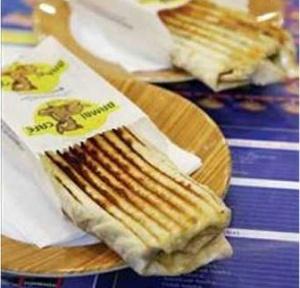 Дурум с сыром кашар