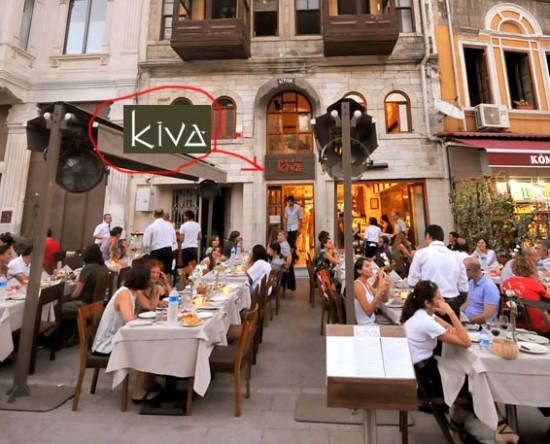 "Ресторан ""Galata Kiva"""
