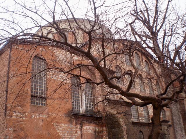 Церковь Божией Матери Паммакаристы (Мечеть Фетхие)