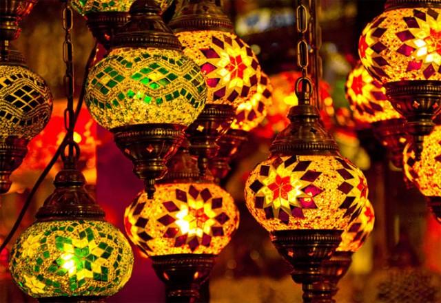 Сказочные светильники