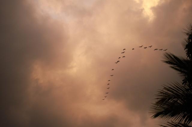 Закат над Красной Лагуной 4