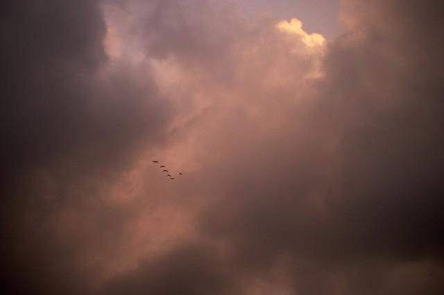 Закат над Красной Лагуной 6