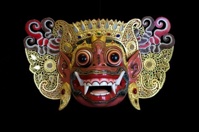 Маски Бали 4