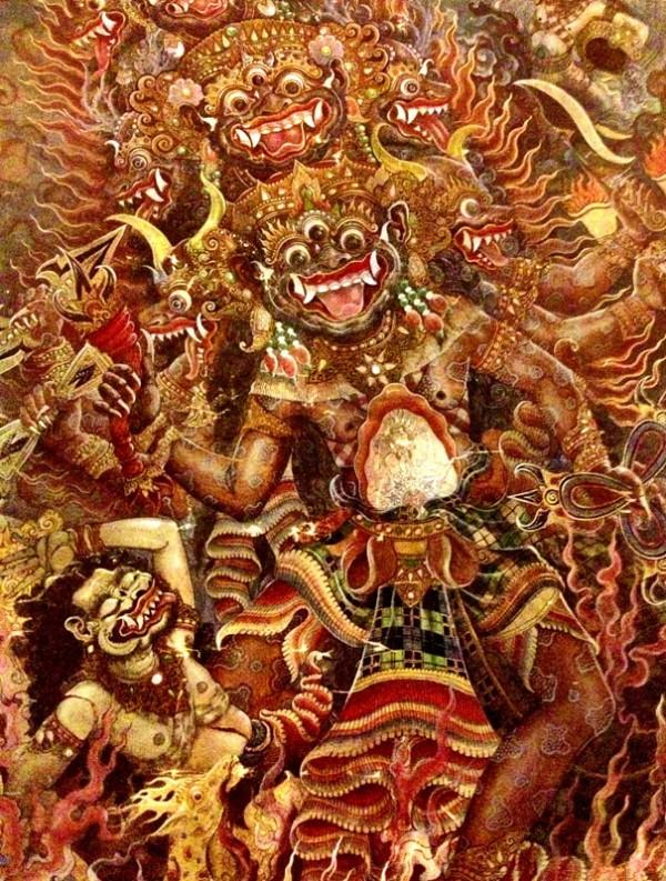 Puri Lukisan Museum 10