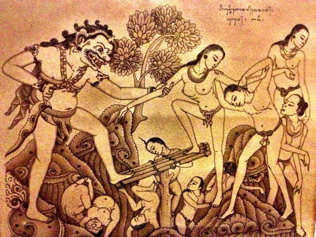 Puri Lukisan Museum 12