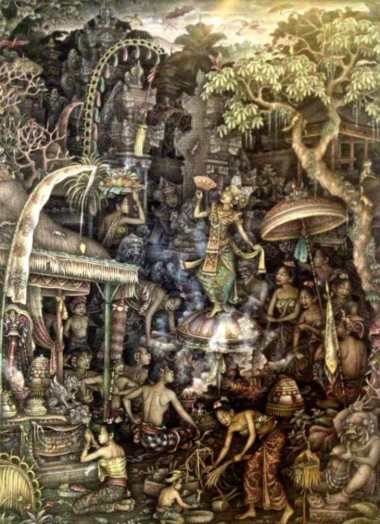 Puri Lukisan Museum 05