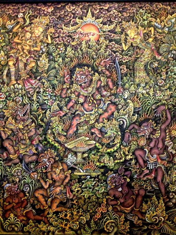 Puri Lukisan Museum 06