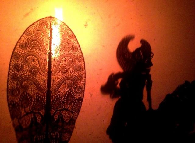 Кукольный театр теней