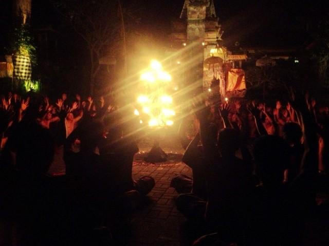 Kecak Dance 01