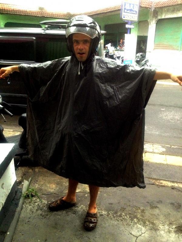 Накидка от дождя