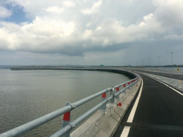 Мост из Денпасара в Нуса Дуа