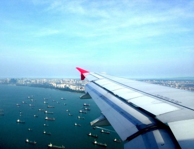Transit in Singapore 01
