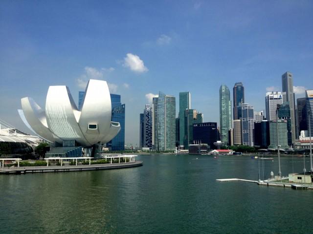 Transit in Singapore 03