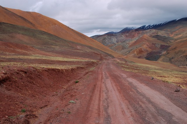 Цветные горы 2