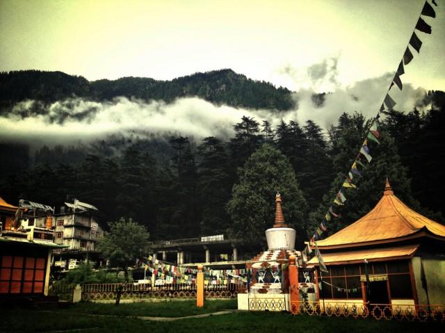 Ньингмапинский монастырь в Манали 02