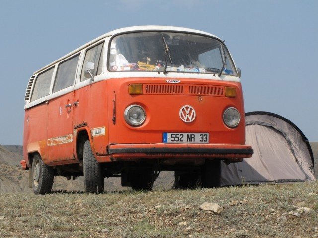 VW с историей