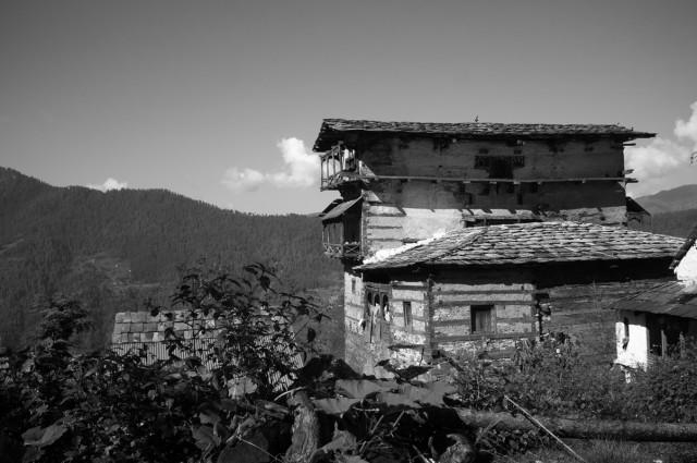 Гималайская архитектура