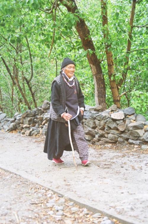 по пути в монастырь на горе2