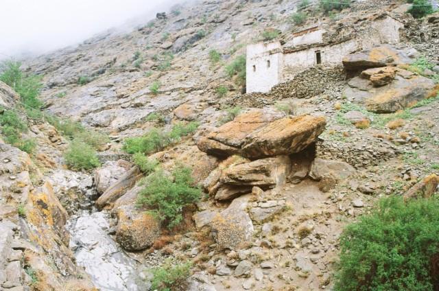 по пути в монастырь на горе4