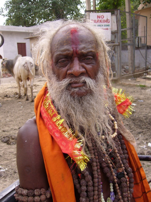 Безногий старец - сколько страдания в этом взгляде!!!