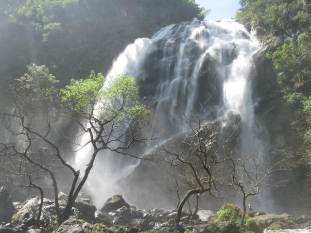 Водопад Клонг Лан.