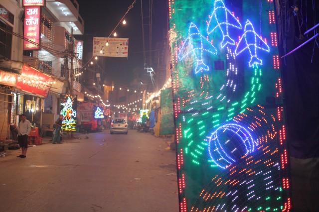На улицах Харидвара