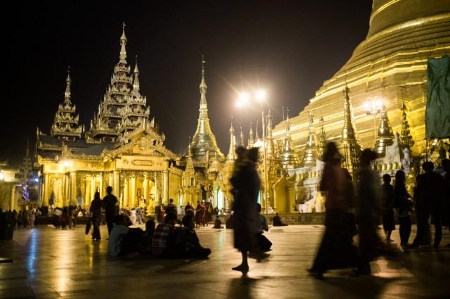 Янгон 8