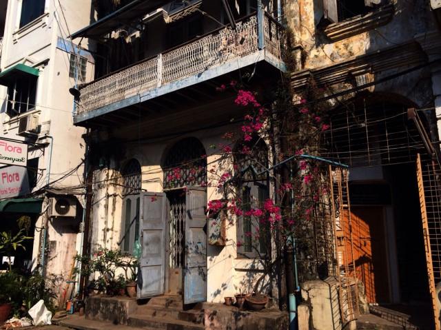 Гуляем по Янгону 01
