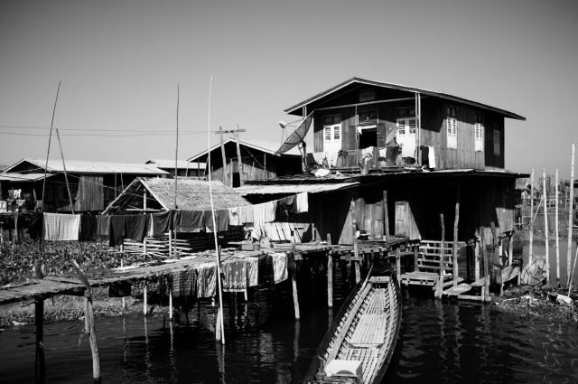 Озеро Инле 8