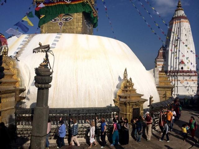 Swayambhunath Stupa 11