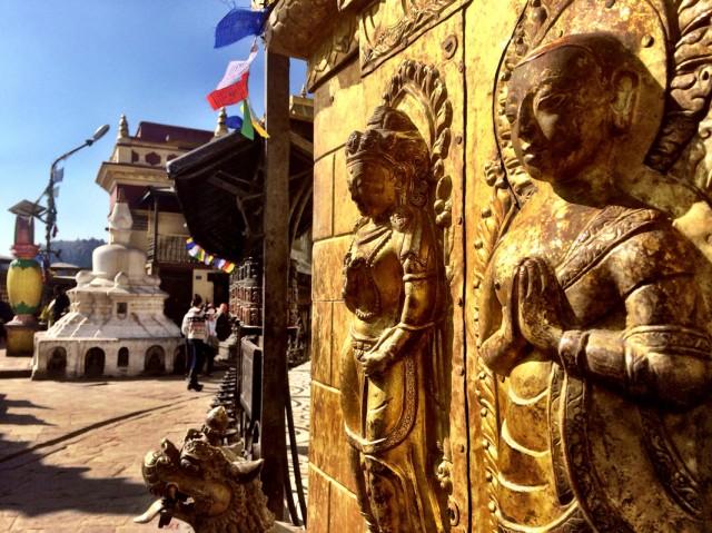 Swayambhunath Stupa 4