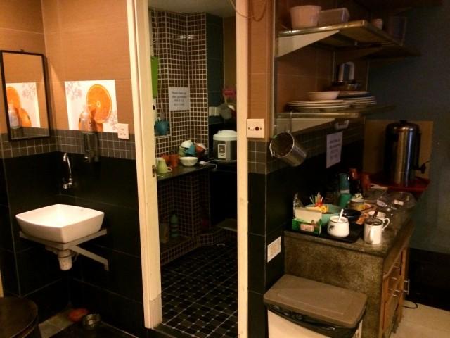 Comfort Hostel Hong Kong
