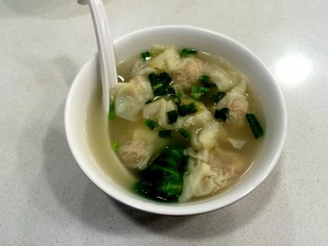Wantoon Soup