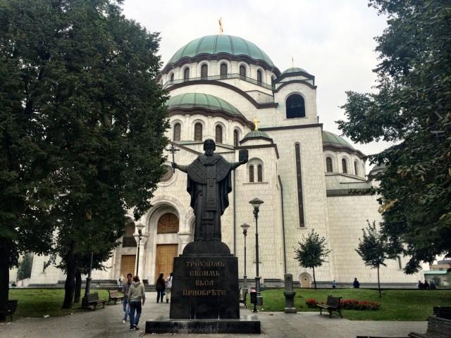 Храм Светог Саве 1
