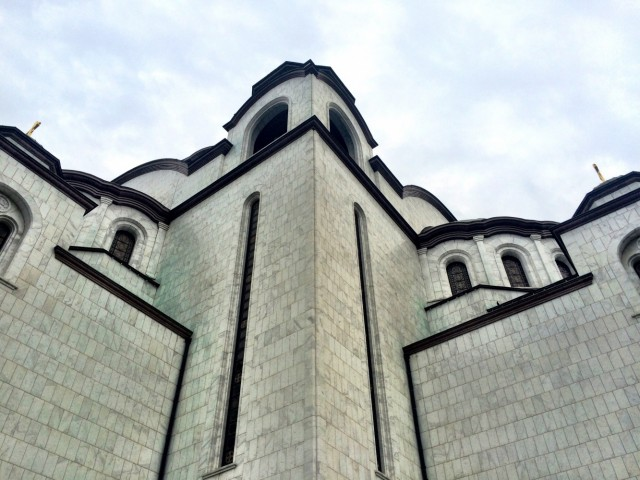Храм Светог Саве 2