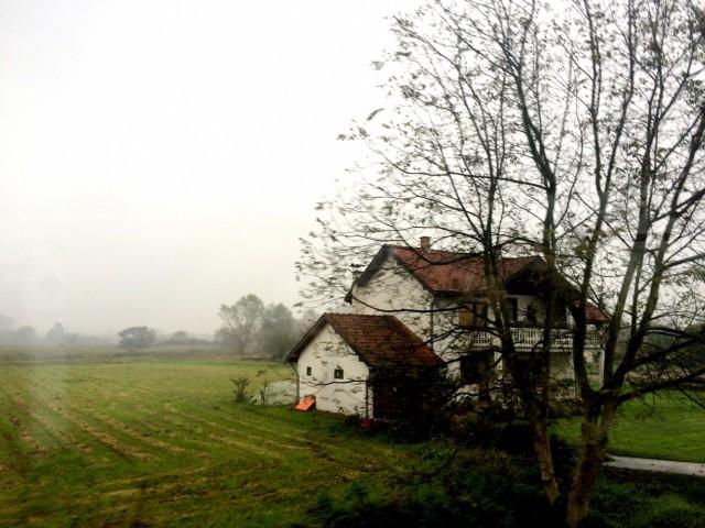 Путь Белград - Босния 2