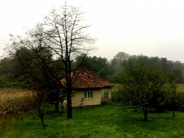 Путь Белград - Босния 4