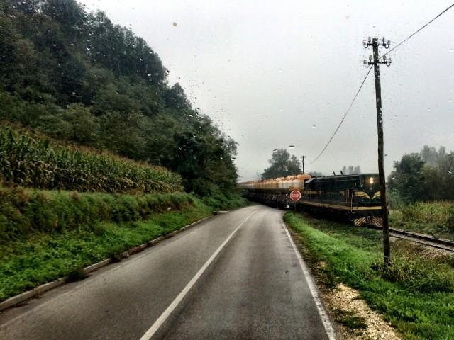 Путь Белград - Босния 5