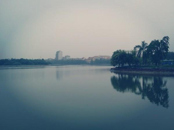 озеро в Хунг Йене