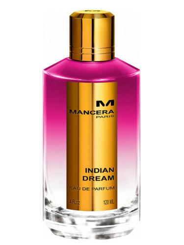 Indian Dream, Mancera. Хотя Индия в названии присутствует буквальным образом, ничего восточного в этом аромате нет. Просто цветочные мотивы.