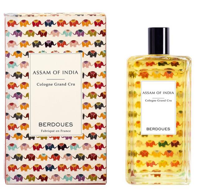 Assam of India, Parfum Berdues. Говорят, пахнет, как чай Nestea. Но упаковка веселенькая, со слониками.