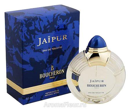 Jaipur, Boucheron. Признаюсь, что никогда их не видела и не пробовала. Но название обязывает включить их в мой список.