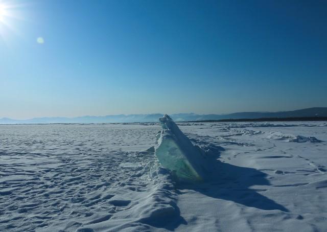 есть и голубые льды, но будут позже